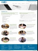 MMO Accountants Website Helping You page by Access by Design 01243 776399