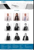 MMO Accountants Website People page by Access by Design 01243 776399