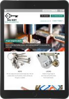 Nukey Website iPad Access by Design 01243 776399