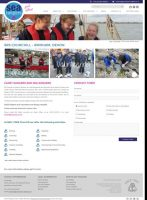 Crew Pages - Sea Rangers Website by Access by Design 01243 776399