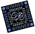 winner of the Observer Business awards 2015